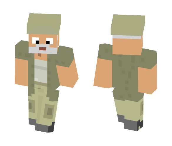 Dale Horvath - Male Minecraft Skins - image 1