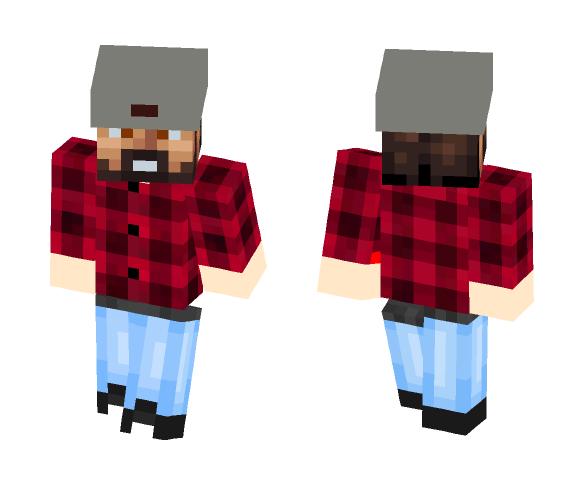 Jim - Male Minecraft Skins - image 1