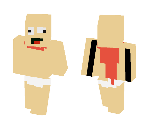 Baby Superhero - Male Minecraft Skins - image 1
