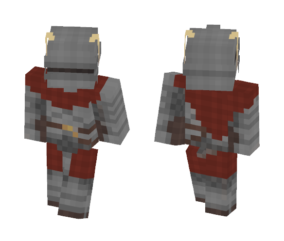 Horned Guardian - Male Minecraft Skins - image 1