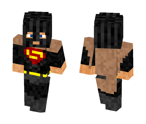 Man of Steal | Contest - Male Minecraft Skins - image 1