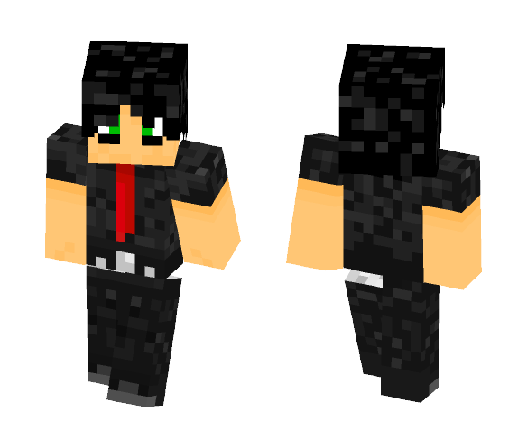 Billie Joe Armstrong - Male Minecraft Skins - image 1