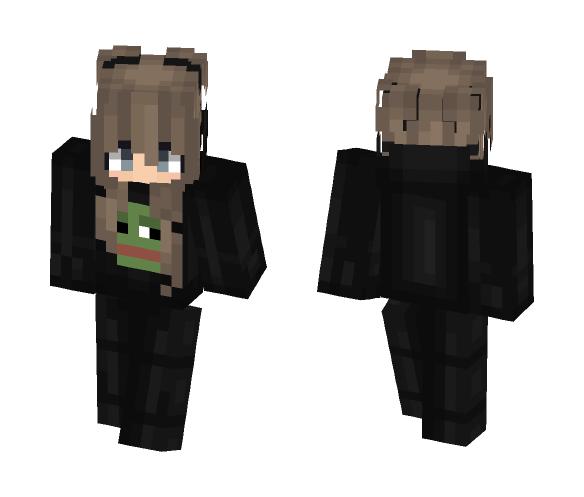 ℐzzyOwl - Meme Master - Female Minecraft Skins - image 1