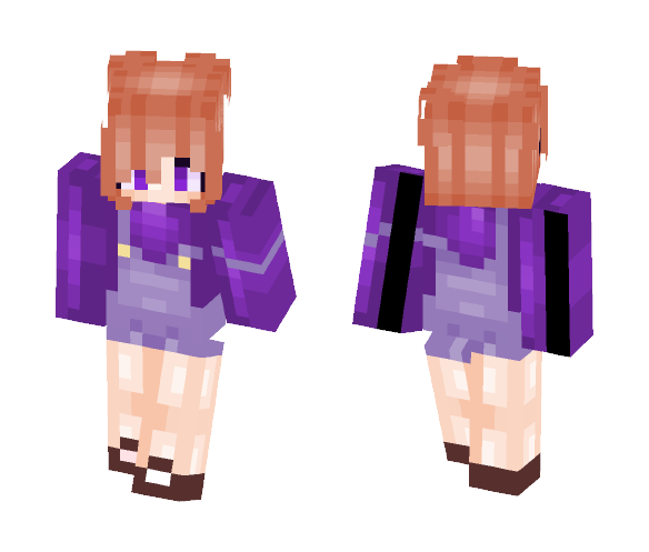 Teagan - Soul of Perseverance - Female Minecraft Skins - image 1