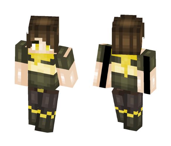 Billie - Soul of Justice - Male Minecraft Skins - image 1