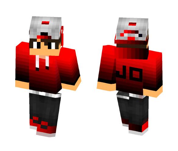 JOMEN111 Faded Skin!   Modded Skin! - Male Minecraft Skins - image 1