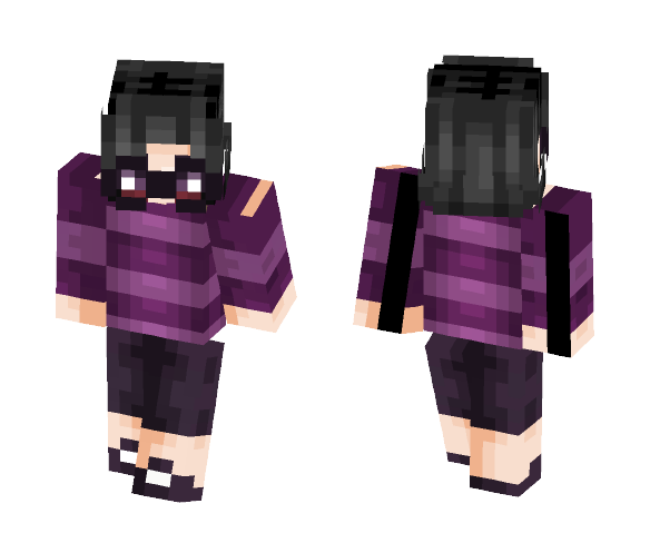 Soul of Perseverance - Female Minecraft Skins - image 1