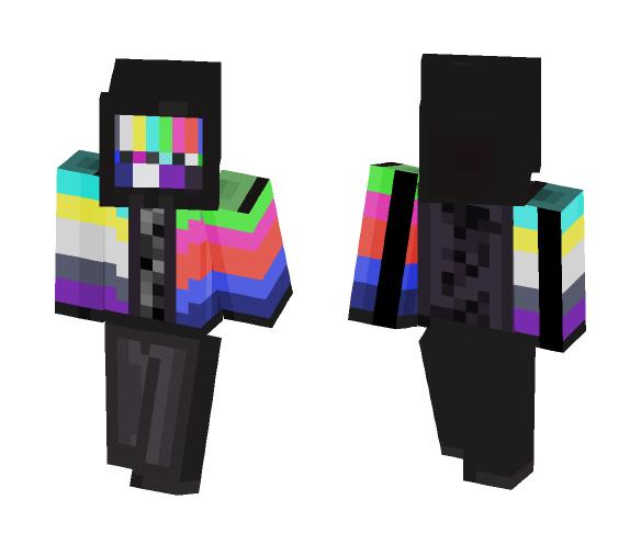 Download Glitch Minecraft Skin for Free  SuperMinecraftSkins