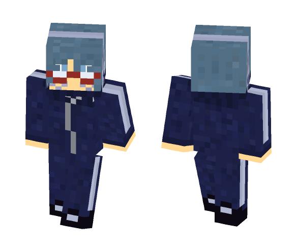 Seitaro - Detective - Male Minecraft Skins - image 1