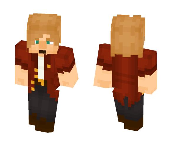 Kaden Warp - S☼lsti☾e - Male Minecraft Skins - image 1