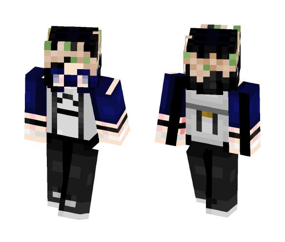 Me irl - Interchangeable Minecraft Skins - image 1