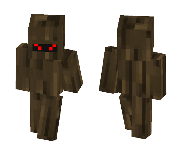 Log Thief (I steal logs) - Other Minecraft Skins - image 1