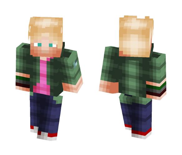 Unisung IRL - Male Minecraft Skins - image 1