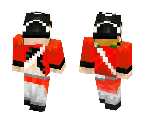 18th Polish soldier - Male Minecraft Skins - image 1