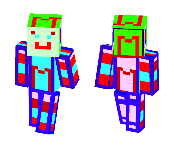 master man - Male Minecraft Skins - image 1