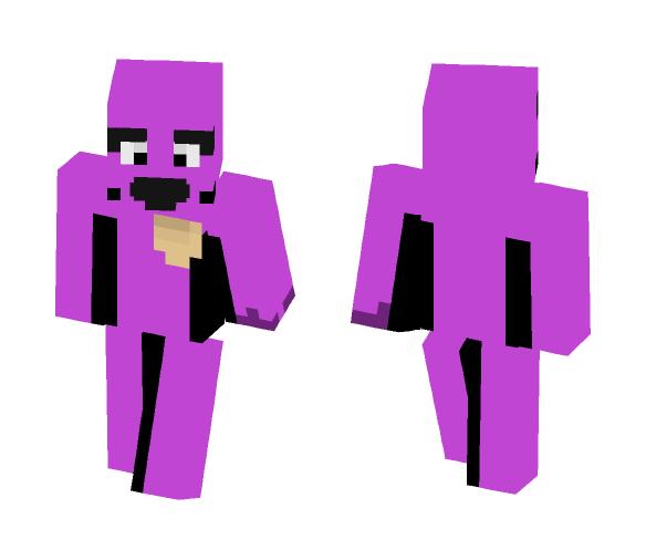 Get Purple Guy Minecraft Skin For Free Superminecraftskins