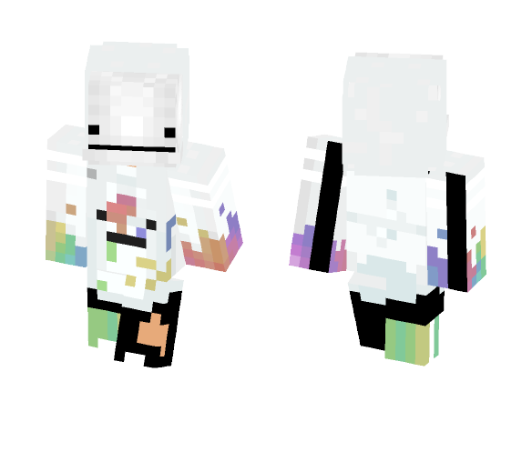 I Dont Know How to name this skin. - Male Minecraft Skins - image 1
