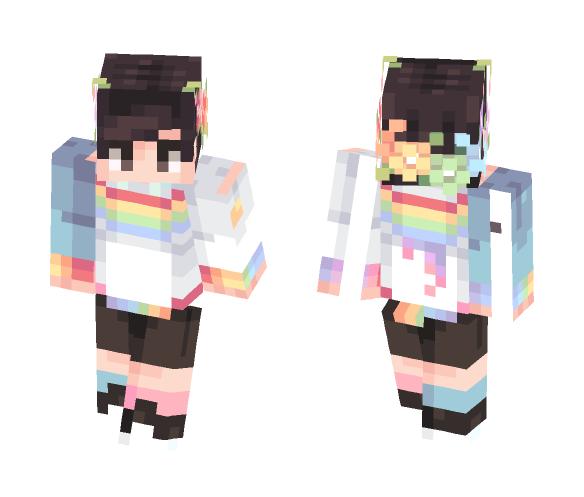 Pride - Male Minecraft Skins - image 1