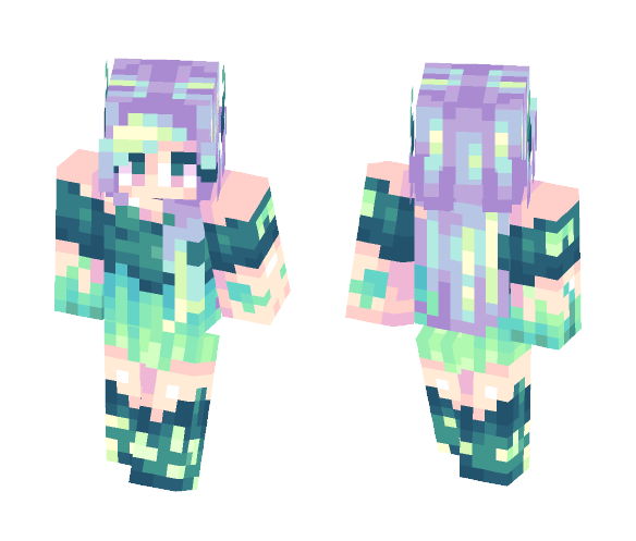Cold blooded love - Female Minecraft Skins - image 1