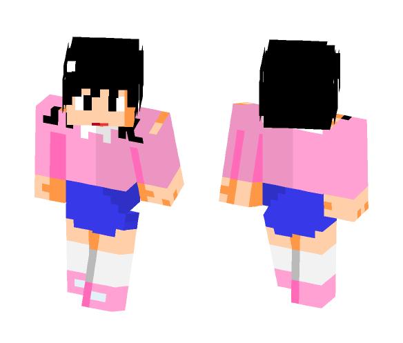 Shizuka - Doraemon - Male Minecraft Skins - image 1