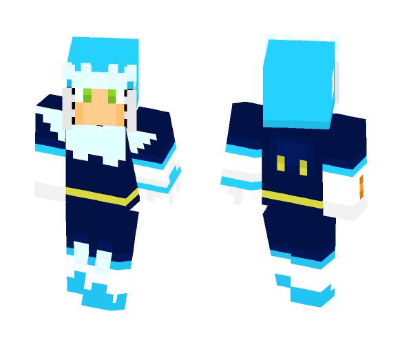 Gemini Man(mega man) - Male Minecraft Skins - image 1