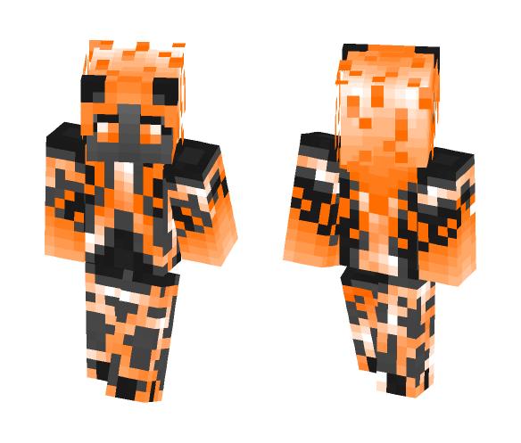 Download Fire Cat Minecraft Skin For Free Superminecraftskins