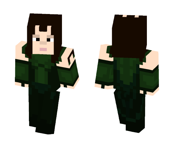 Mantis - Guardians Of The Galaxy 2 - Female Minecraft Skins - image 1