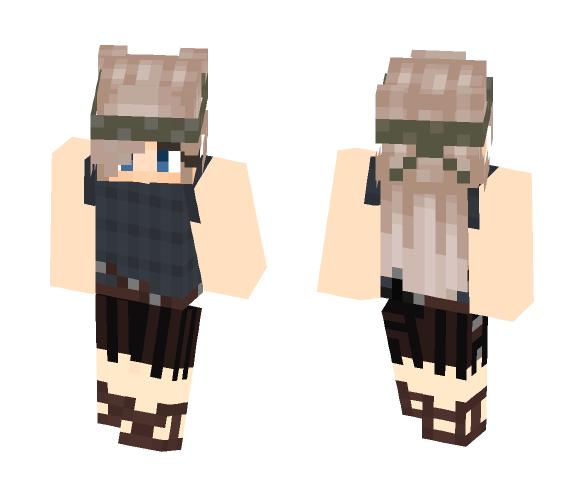 Jess number 3 again - Female Minecraft Skins - image 1