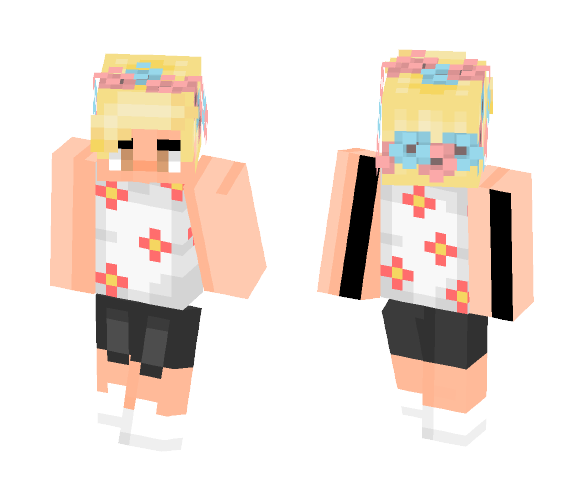 Summer Days - Male Minecraft Skins - image 1