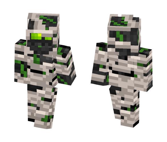 Halloween Graser10 Skin 2016 - Halloween Minecraft Skins - image 1