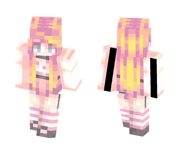 Do Re Mi - Female Minecraft Skins - image 1