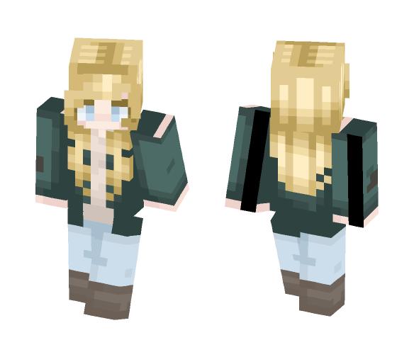 gαy - Caroline - Female Minecraft Skins - image 1