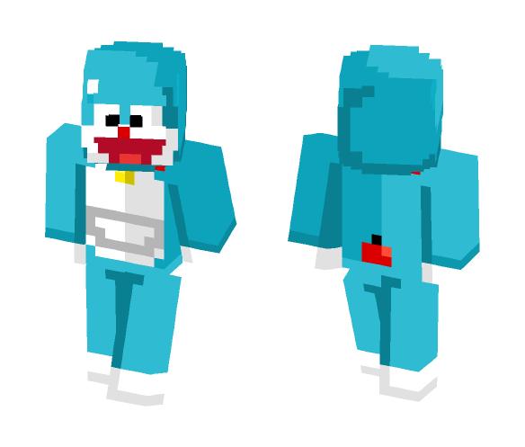 Doraemon!! - Male Minecraft Skins - image 1