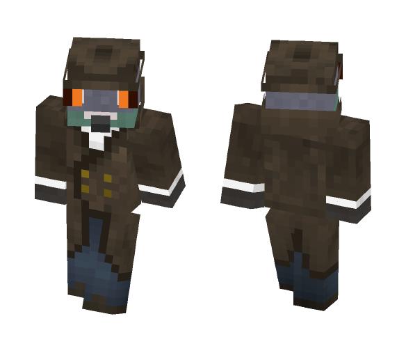 Pidgeon Detective - Male Minecraft Skins - image 1