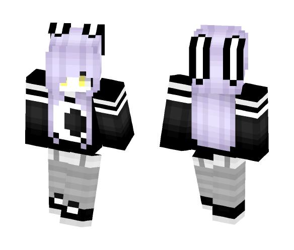 Ghost Girl - Female Minecraft Skins - image 1