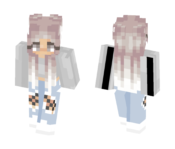 I can't taking anymore -BEE - Female Minecraft Skins - image 1