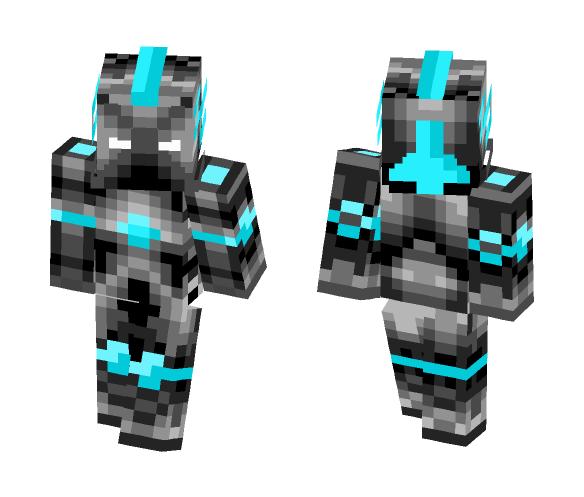 Download Rainbow Assassin Minecraft Skin for Free
