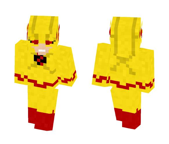 Download Reverse Flash Eobard Thawne Minecraft Skin For Free Superminecraftskins
