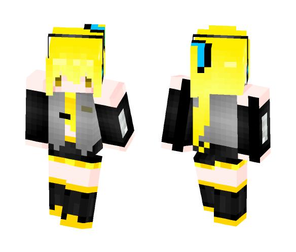 亞北ネル Akita Neru - Female Minecraft Skins - image 1