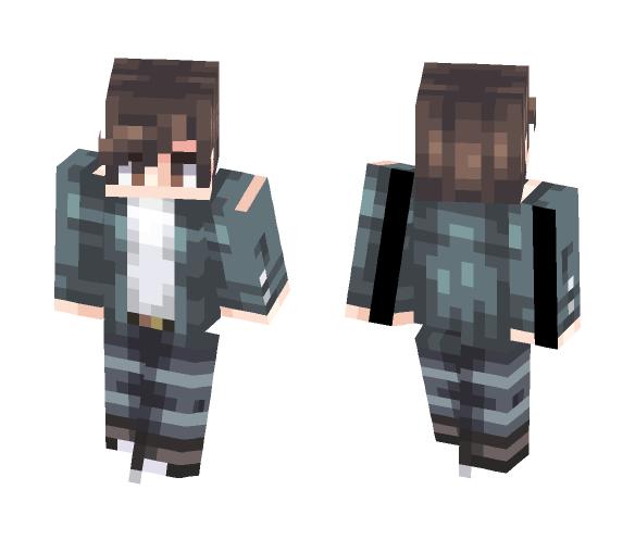 faith / req - Male Minecraft Skins - image 1