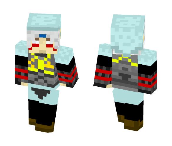Link (Fierce Deity) - Male Minecraft Skins - image 1