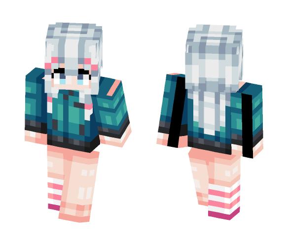 Sagiri Izumi - Female Minecraft Skins - image 1