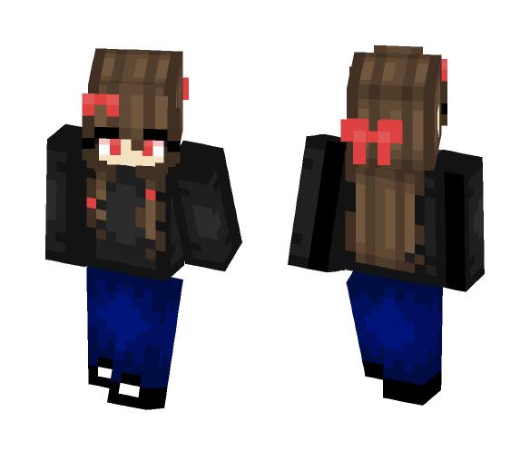 Hannah The Murderer --- Ultrabobt - Female Minecraft Skins - image 1