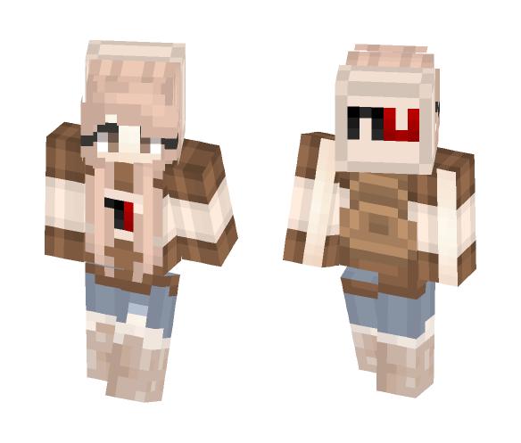 Nutella Da Best - Female Minecraft Skins - image 1