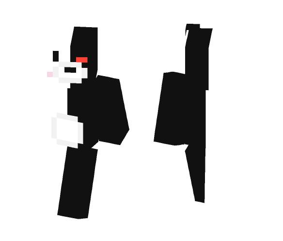 Monokuma - Interchangeable Minecraft Skins - image 1