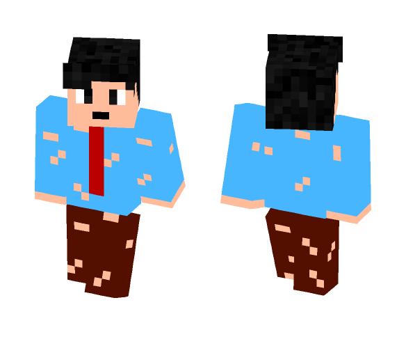 11th Doctor after regeneration - Male Minecraft Skins - image 1