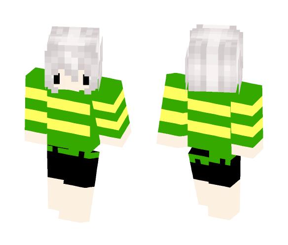 Asriel From UT - Interchangeable Minecraft Skins - image 1