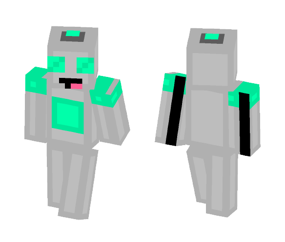 Gir - Invader Zim - Male Minecraft Skins - image 1
