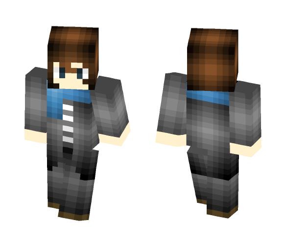Sherlock (Fandomstuck) - Male Minecraft Skins - image 1