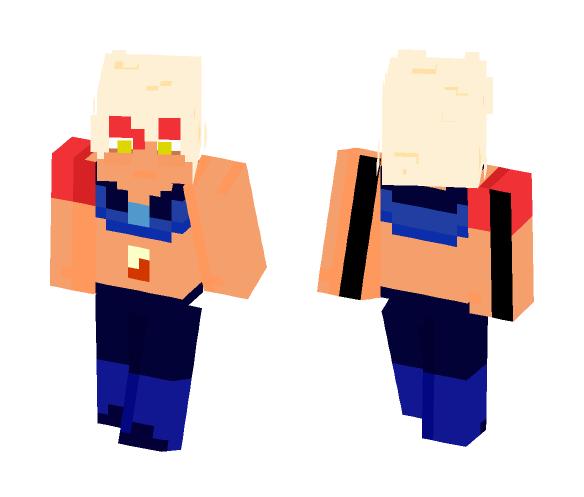 Skinny Jasper - Steven Universe - Female Minecraft Skins - image 1